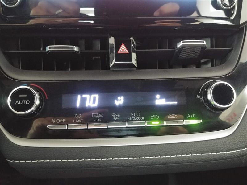 toyota Corolla à hayon 2020 - 13