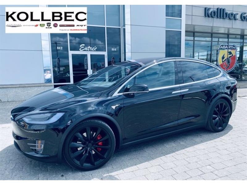 2017 Tesla Model X P100D w/LUDICROUS MODE, AUTO P