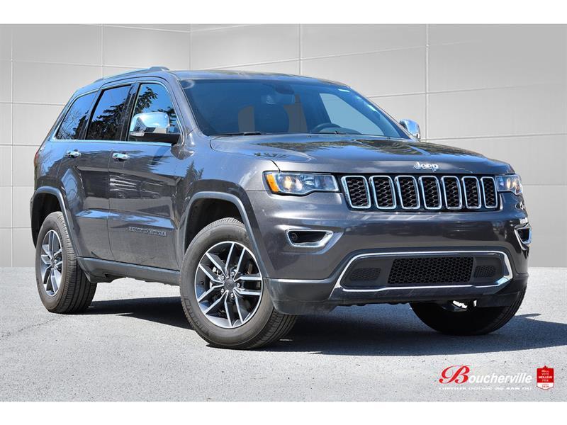 Jeep Grand Cherokee 2020 * LIMITED * V6 * CUIR * NAV *