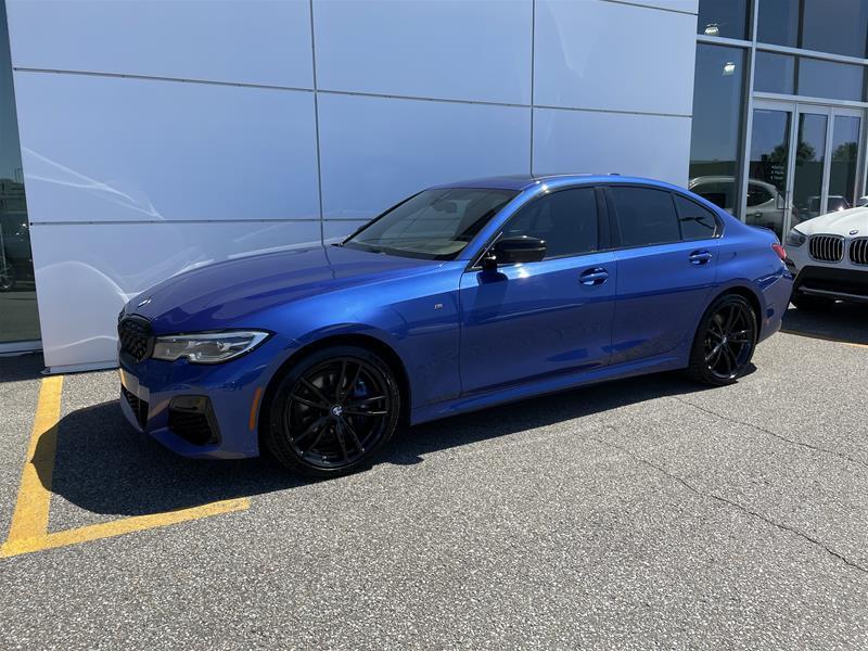 BMW Série 3 2020 xDrive Sedan