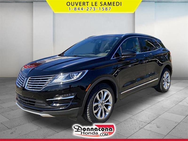 2016 Lincoln  MKC Reserve AWD *JAMAIS ACCIDENTE*