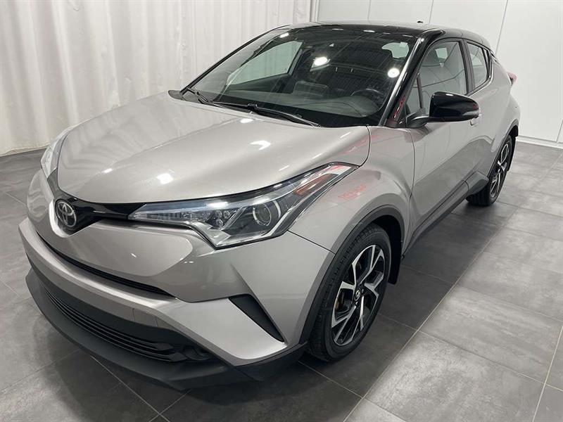 toyota C-HR 2019 - 3