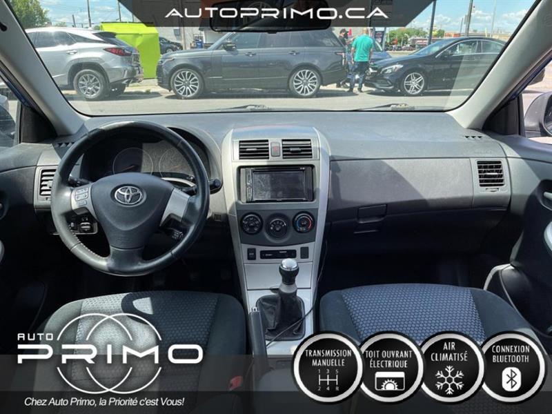 toyota Corolla 2009 - 22
