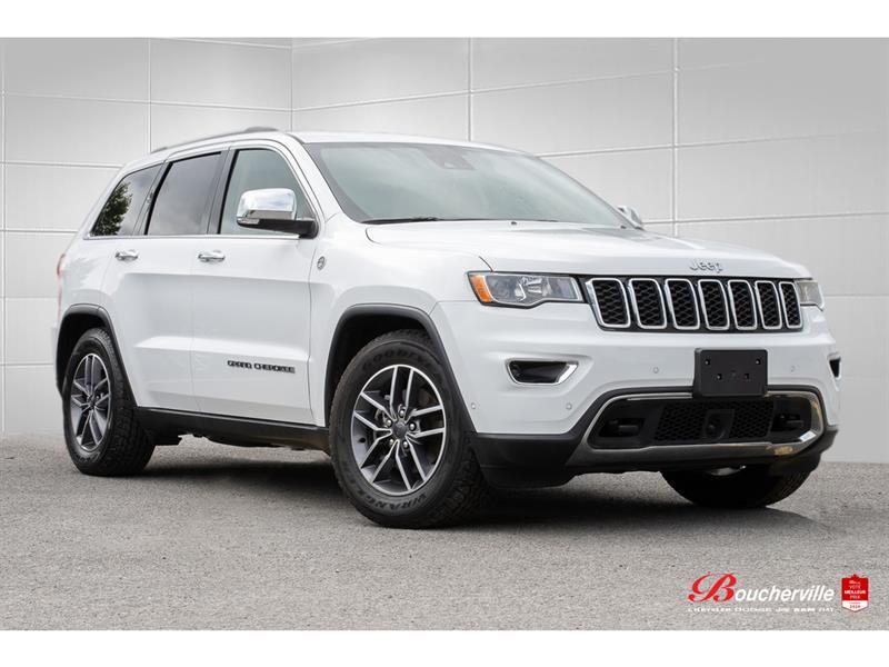 Jeep Grand Cherokee 2020 LIMITED * 4X4 * HITCH*GPS * V6