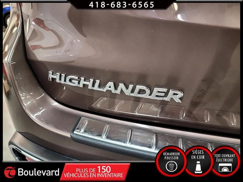 toyota Highlander 2017 - 35