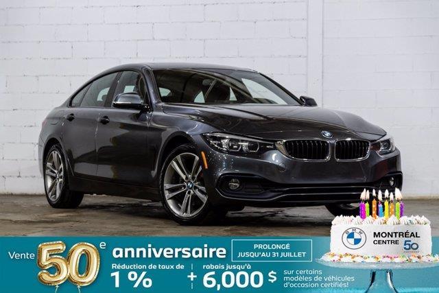BMW Série 4 2018 430i xDrive, Premium, Assist.