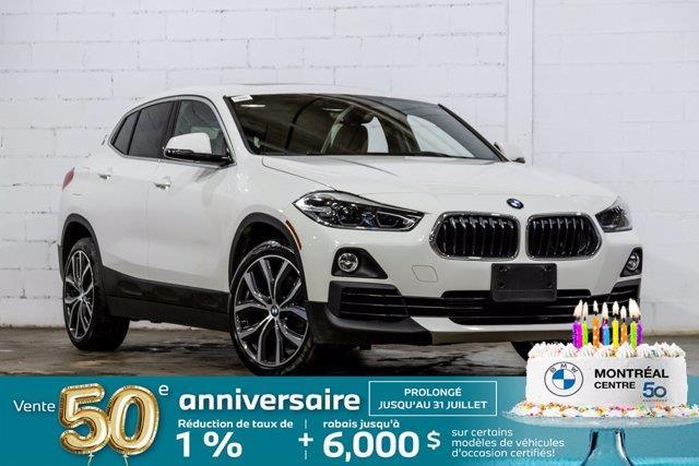 BMW X2 2018 xDrive28i, Premium, Toit panor