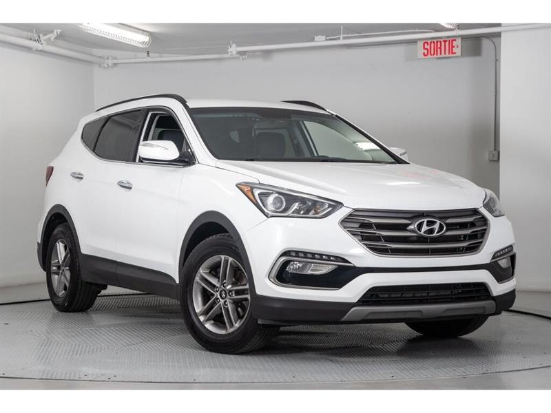 Hyundai Santa Fe 2017 Premium * AWD * Volant chauffa