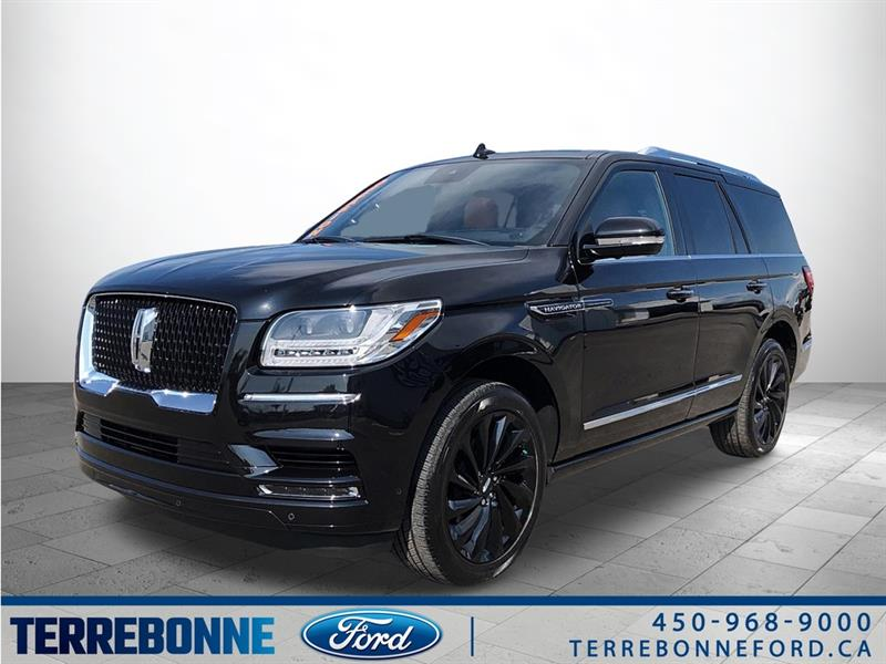 Lincoln Navigator RESERVE - AWD - CUIR - GPS - T 2021