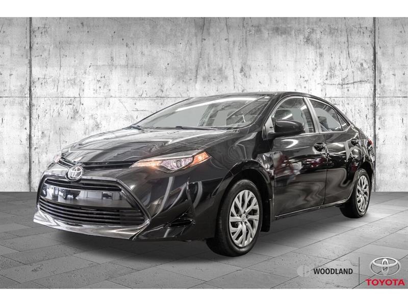 toyota Corolla 2017 - 1