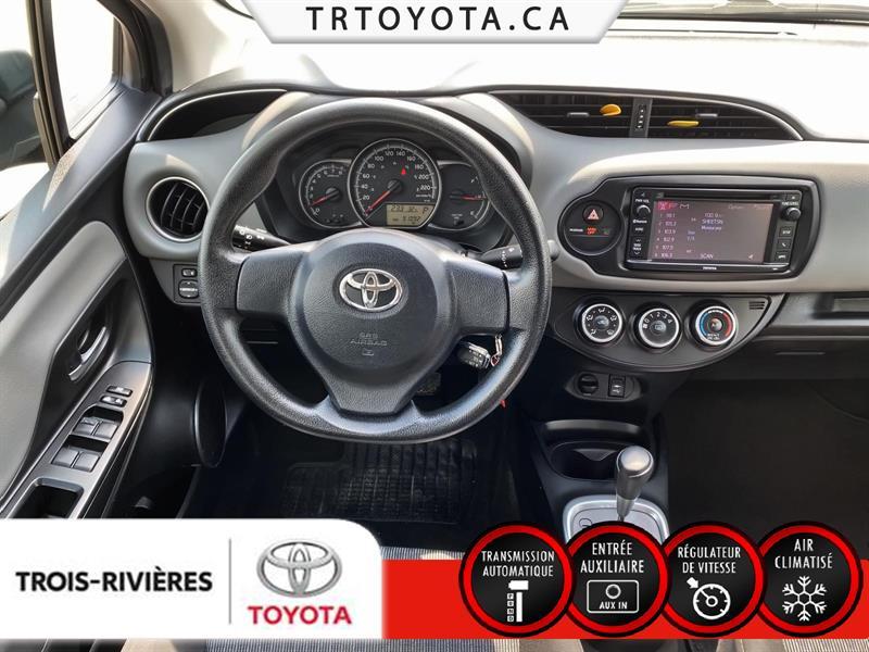 toyota Yaris Hatchback 2016 - 10