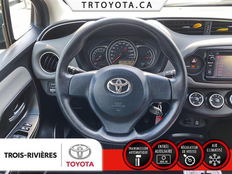 toyota Yaris Hatchback 2016 - 12
