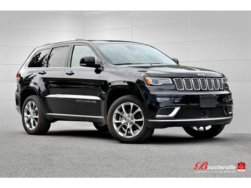 Jeep Grand Cherokee SUMMIT * V8 * A/C  * TOIT PANO 2020