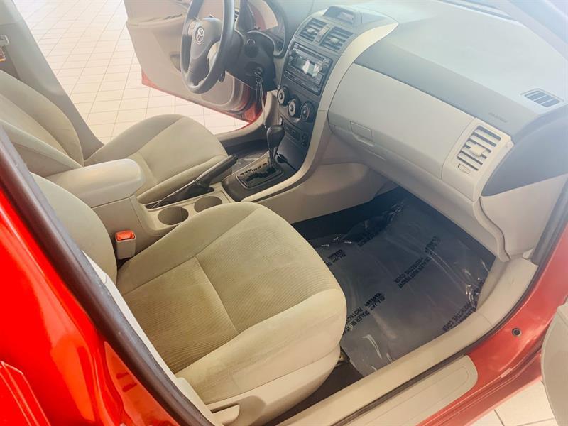 toyota Corolla 2012 - 19