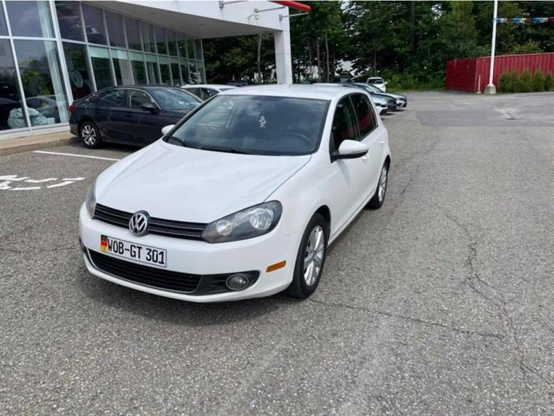 2013 Volkswagen  Golf Comfortline TDI *GARANTIE 1 AN