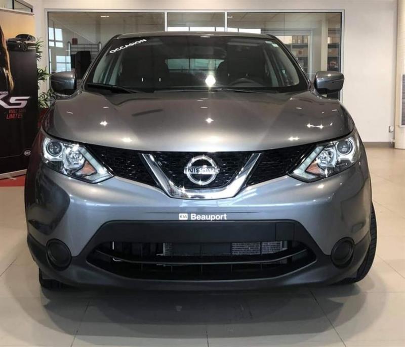 Nissan Qashqai 2018 S TA