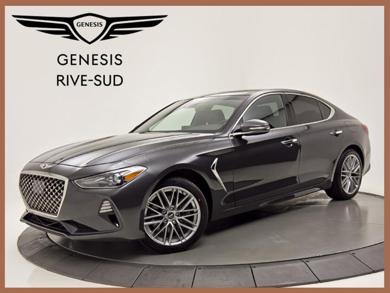 Genesis G70 2.0T Elite AWD/Cuir/Toit/4000$ 2020