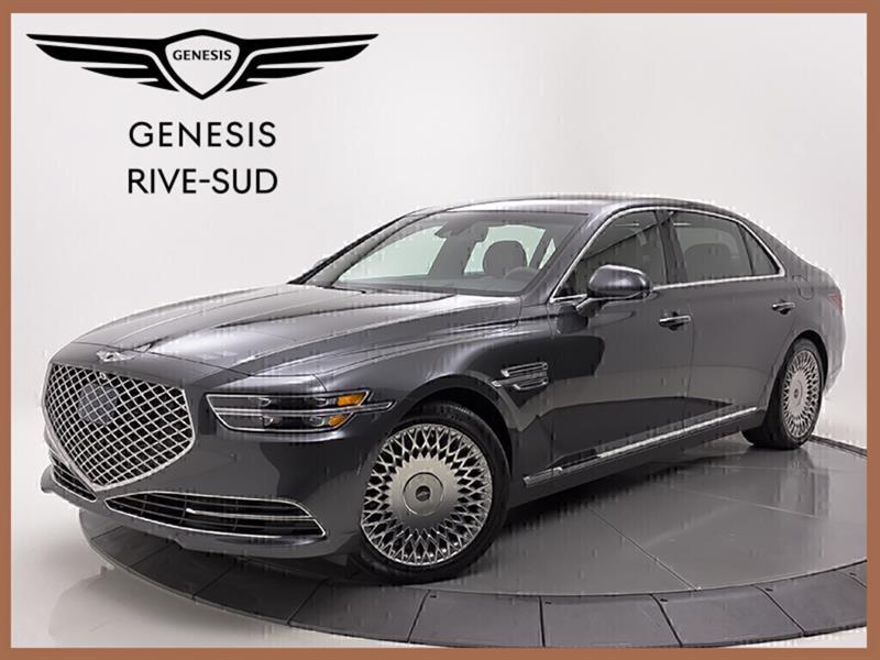 Genesis G90 5.0L Prestige AWD/Toute Équipé 2020