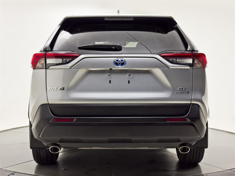toyota RAV4 hybride 2019 - 8