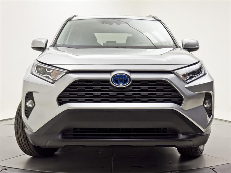 toyota RAV4 hybride 2019 - 12