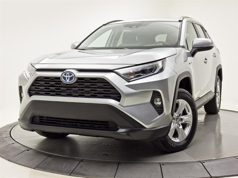 toyota RAV4 hybride 2019 - 13