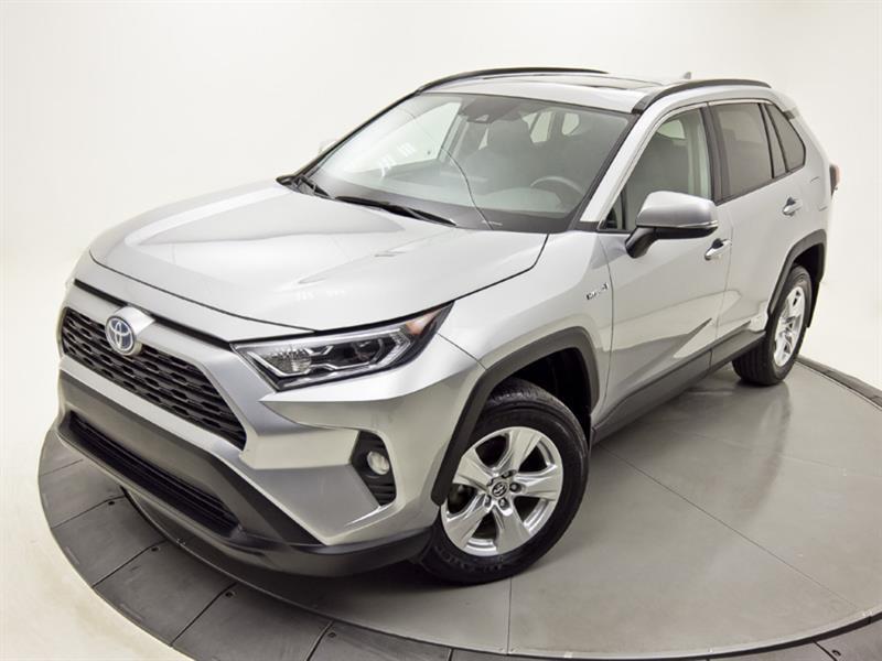 toyota RAV4 hybride 2019 - 17