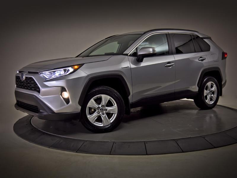 toyota RAV4 hybride 2019 - 19