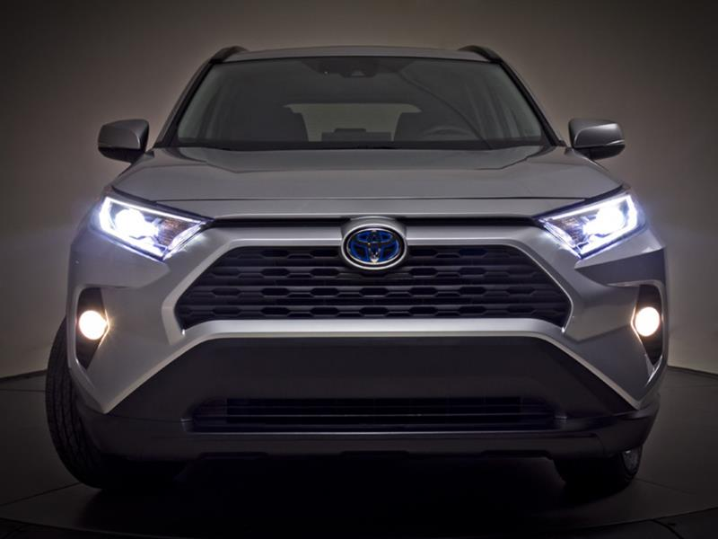 toyota RAV4 hybride 2019 - 20