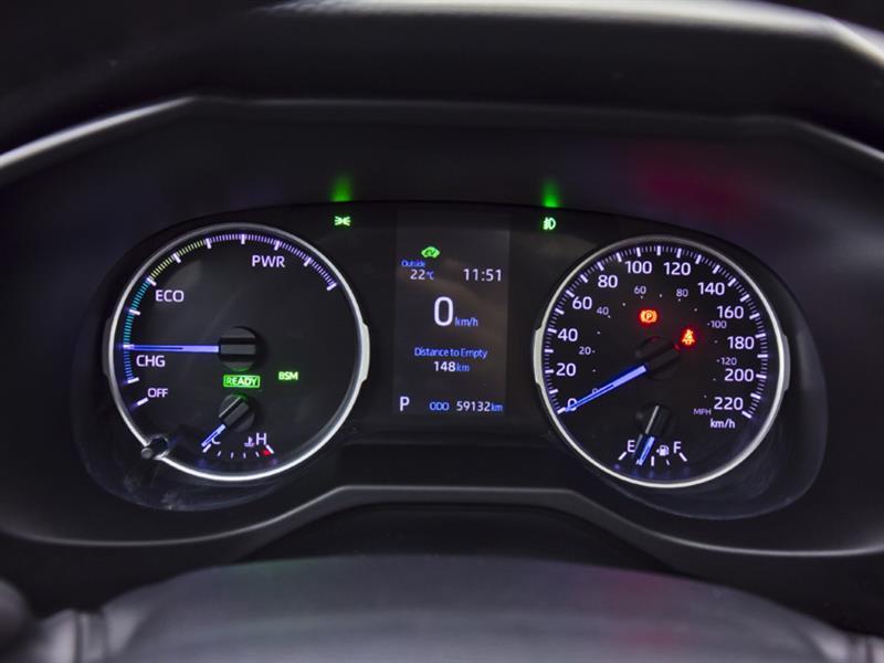 toyota RAV4 hybride 2019 - 22