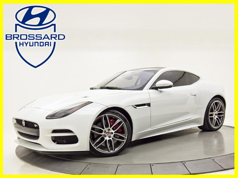 Jaguar F-Type Coupe R V8 AWD MAGS CUIR TOIT  2018