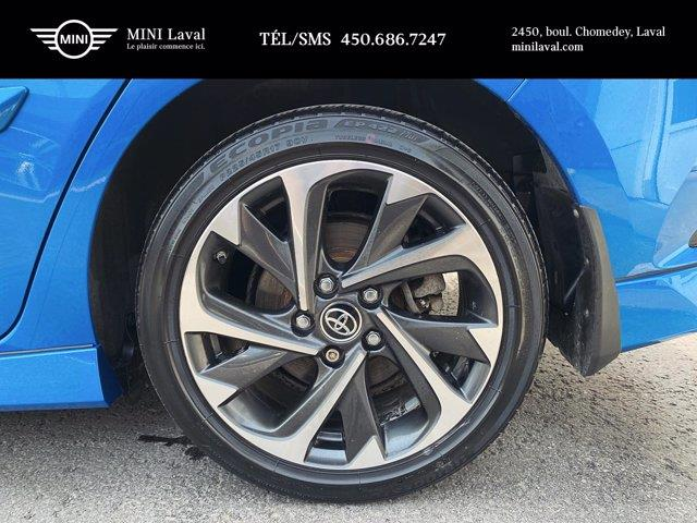 toyota Corolla iM 2017 - 8