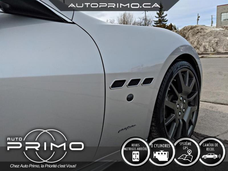 Maserati GranTurismo 5