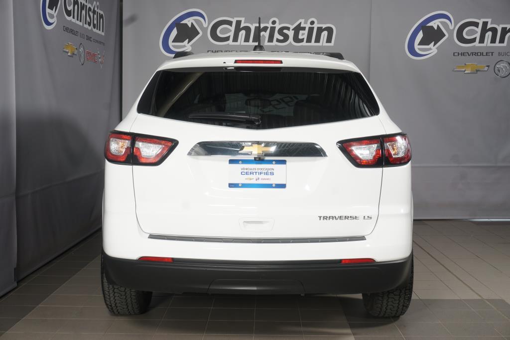 Chevrolet Traverse 2