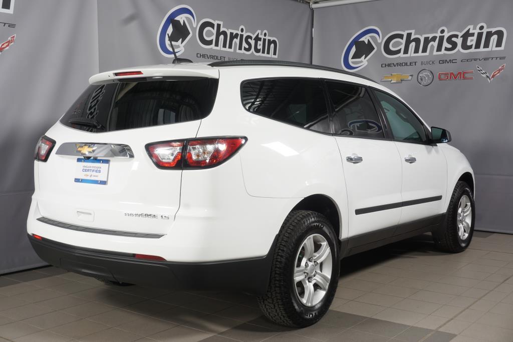 Chevrolet Traverse 3