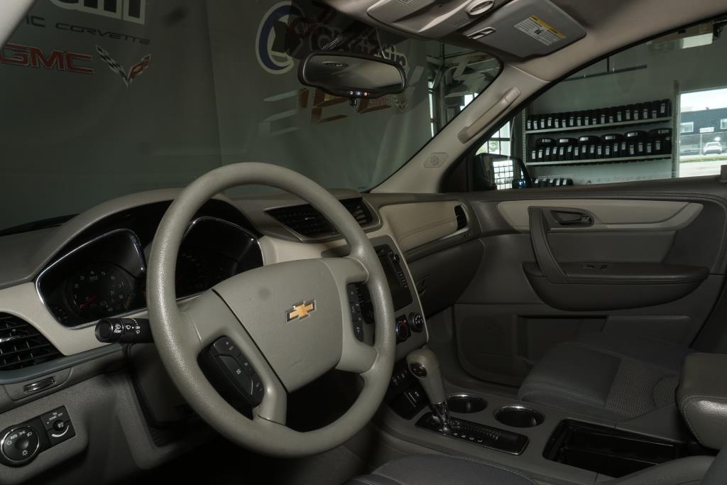 Chevrolet Traverse 5