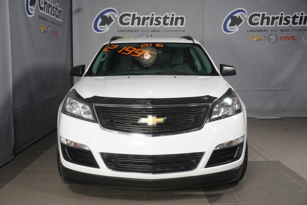 Chevrolet Traverse 17