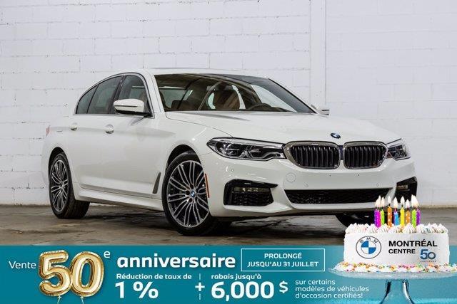 BMW Série 5 2020 530i xDrive, Premium amélioré,