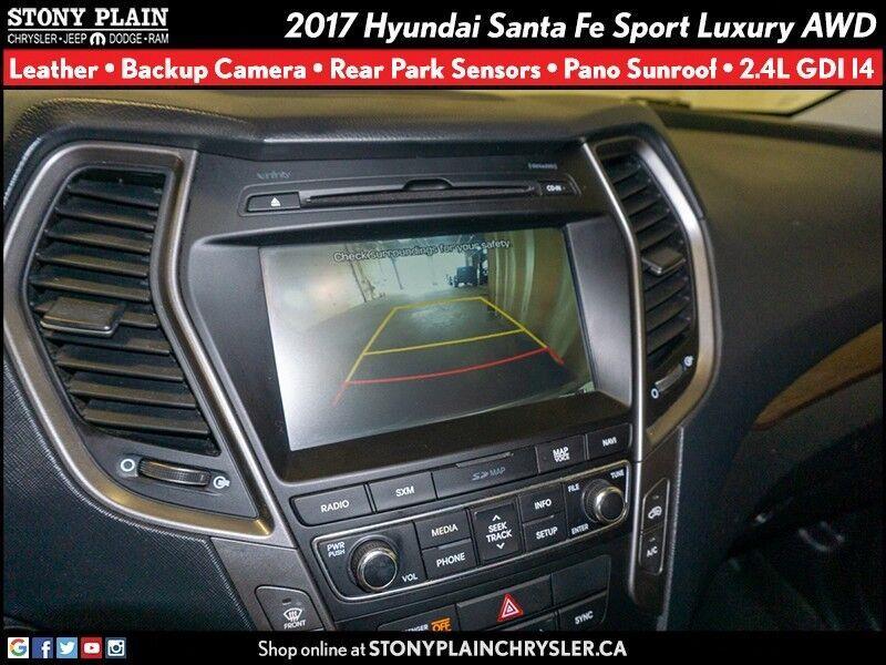 Hyundai Santa Fe Sport 16
