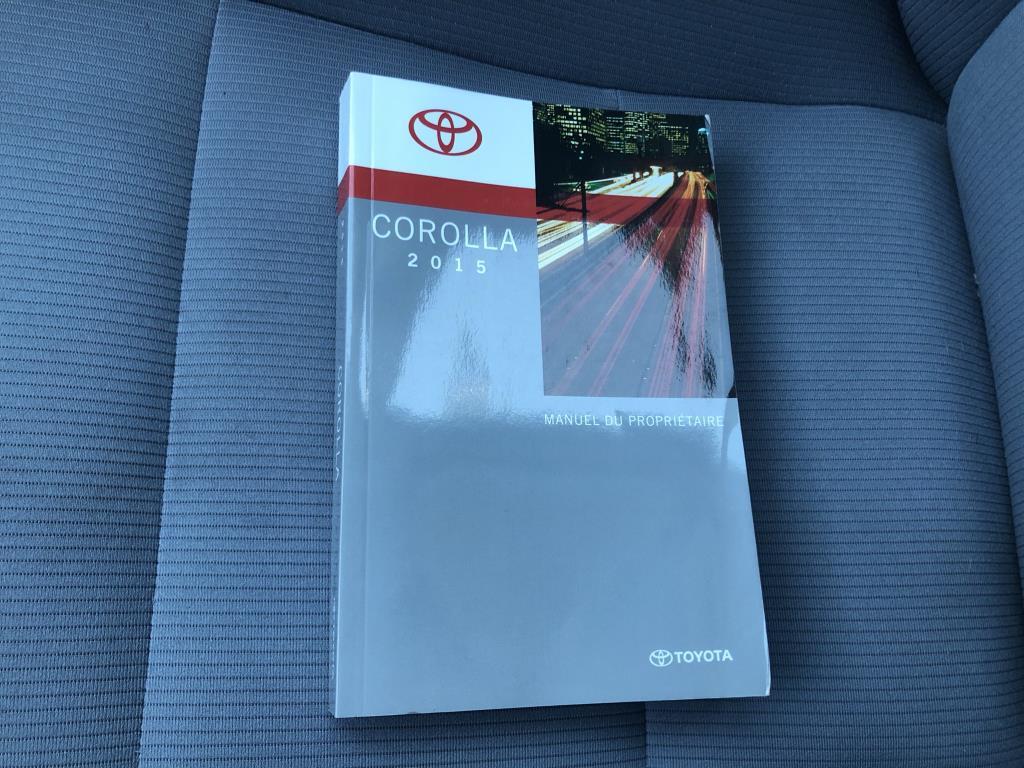 toyota Corolla 2015 - 26
