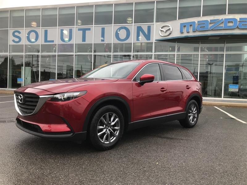 Mazda CX-9 2018 GS FWD GPS//SIEGES CHAUFFANTS