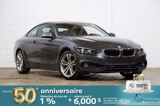 BMW Série 4 2018 430i xDrive, Premium am?lior?,
