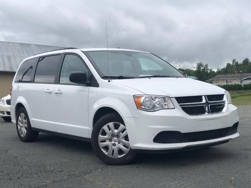 2019 Dodge  Grand Caravan SXT STOW' N 'GO BLUETOOTH