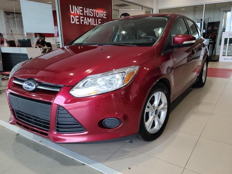 Ford Focus 2014 Hayon 5 portes SE