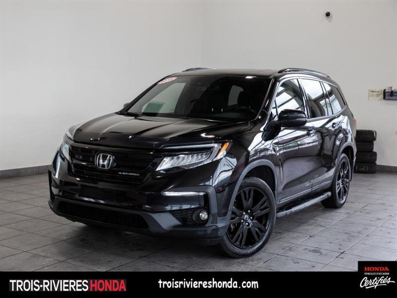 Honda Pilot 2019 BLACK EDITION GARANTIE 5/120 G