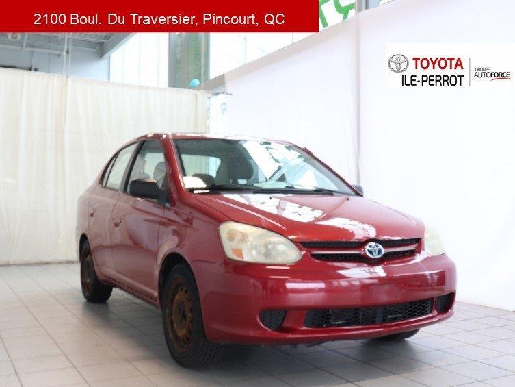 Toyota Echo 1