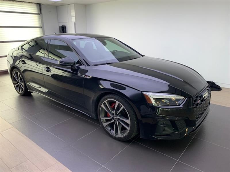 Audi S5 2020 Progressiv 3.0 TFSI quattro