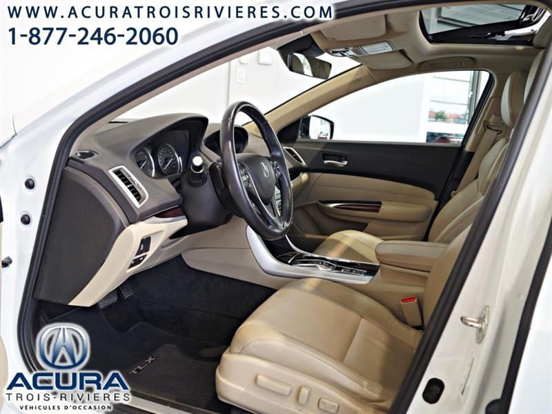 Acura TLX 9
