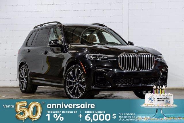 BMW X7 2019 xDrive40i, Premium amélioré, M