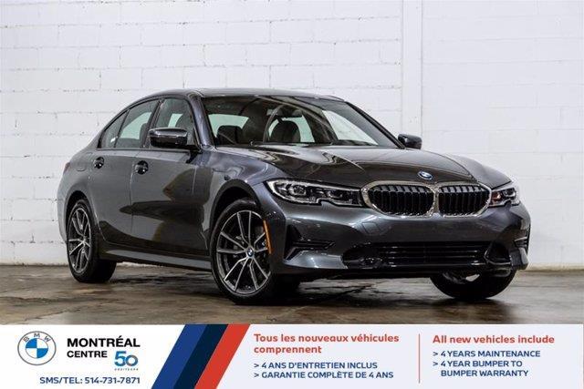 BMW Série 3 2021 xDrive, BMW Live Cockpit, Toit