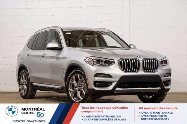 BMW X3 2021 xDrive30e, Hybride, Premium, C